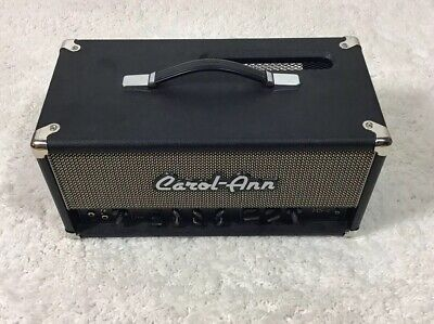 Carol-Ann HS-2 USA Made 16W Tube Amplifier Head