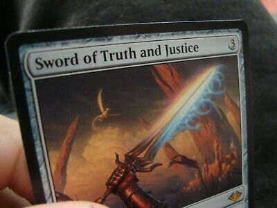 Sword of Truth and Justice x1 Modern Horizons Free Shipping Canada