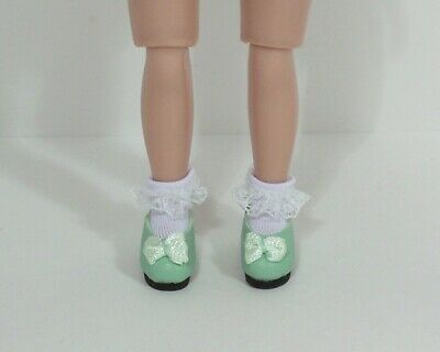 """Debs LAVENDER Princess Flats Doll Shoes For Tiny 8/"""" Ann Estelle Betsy McCall"""