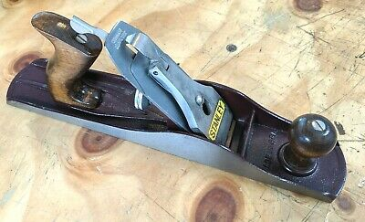 "Collectable STANLEY  ""Cordova"" No. 5 Smooth Bottom Jack Plane Type 21 1968-1981"