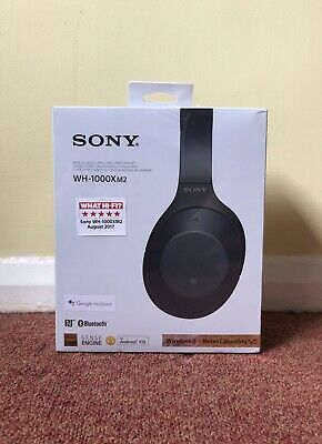 Sony WH-1000XM2 Wireless Noise Cancelling Bluetooth Headphones