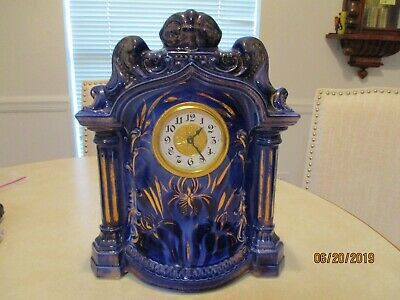 Beautiful Antique Mantle Clock