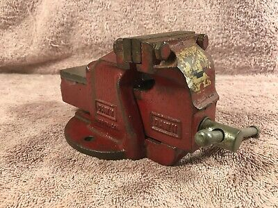 Vintage DAWN 4 1/2 SP Bench VICE, Australia - Engineering, Workshop, Mechanic...