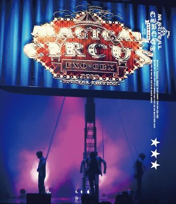 EXO-CBX Japan [MAGICAL CIRCUS 2019 -Special Edition-] Blu-ray Regular Edition