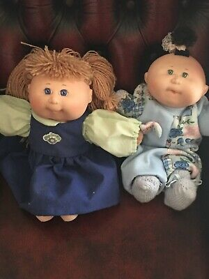 For Auction 1 Cabbage Patch Doll and 1 Cabbage Patch Baby