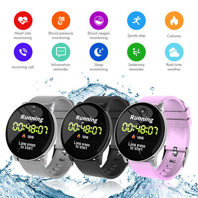 LEMFO W8 heart rate monitor Podomètre etanche smartwatch Montre Intelligente