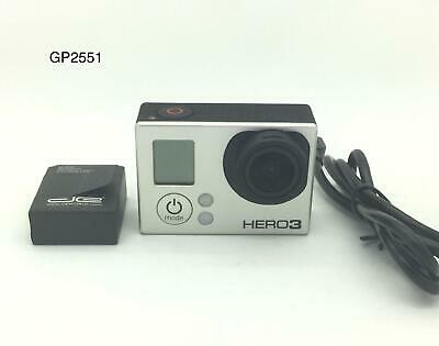 GoPro HERO3 Black Edition 12MP HD Action Camera (CHDHX-301)