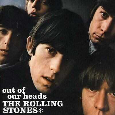 Out Of Our Heads - Rolling Stones The CD Sealed ! New !