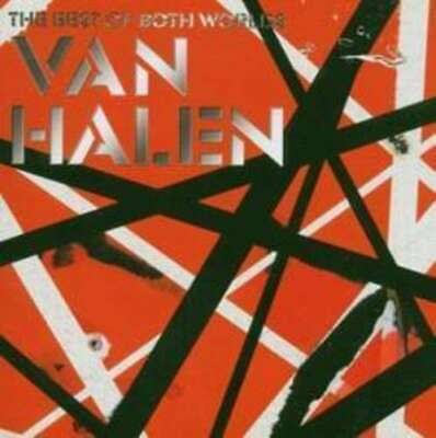 The Best Of Both Worlds - Van Halen 2 CD Set Sealed ! New !