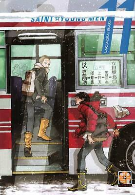 476013 Libri Saint Young Men #11 1354589