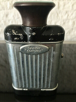 Daimon CONTACT Taschenlampe Vintage Daimon Contact Flash Light