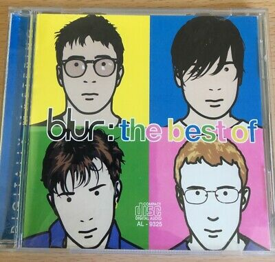 Blur : The Best Of CD (2000) Greatest hits