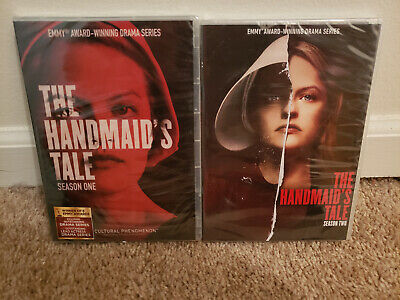 The Handmaids Tale: The Complete Season 1 and 2 (DVD, 7-Disc Set) NEW