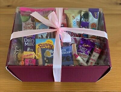Sweet Treat Box! Slimmer Friendly Complete With Calories And Slimming World Syns