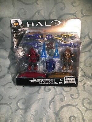 Mega Bloks Halo ODST Armor Customizer Pack Set DPJ83 NISB
