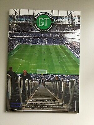 Groundtastic - The Football Grounds Magazine - No 97 Summer 2019 GT97 New Issue