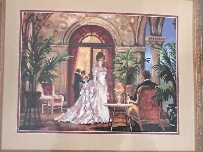 Dimensions GOLD COLLECTION Needlepoint Kit 2493 SUMMER ROMANCE New