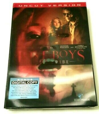 Lost Boys - The Tribe (DVD, 2008) with Slipcover Factory Sealed