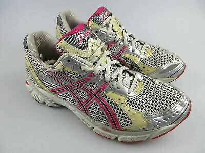 Women's ASICS 'Gel 1160' Sz 8.5 US Runners GCon Silver Pink   3+ Extra 10% Off