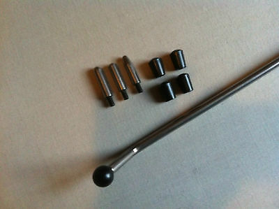 TOP SELLER..Interchangable Dent removal tool,  Stainless steel ,  UK made pdr.,.
