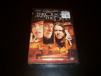 The Quick and the Dead DVD 2005 Widescreen Gene Hackman Russell Crowe NEW