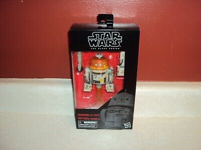 "Star Wars Chopper C1-10P Rebels Black Series 6"" Figure New Ready To Ship In Hand"
