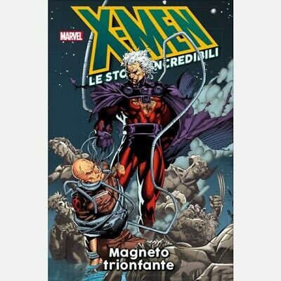 MARVEL Fumetto X-Men - Le storie incredibili n° 6 Genesi mutante RCS
