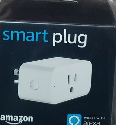 Amazon Smart Plug, works with Alexa New!