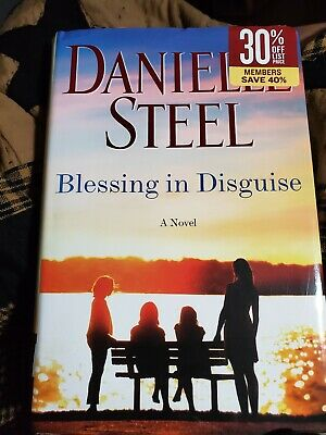 Blessing in Disguise Hardcover Book by Danielle Steel (2019)  VERY GOOD!