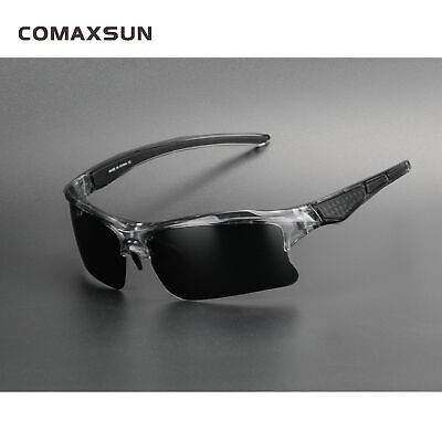 Professional Polarized Cycling Glasses Sports Outdoor Sunglasses Goggles 128GB