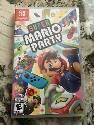Super Mario Party Nintendo Switch Disc Standard
