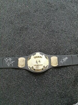 Wwe Wwf Winged Eagle Championship Jakks Wrestling Title Kids Foam Belt