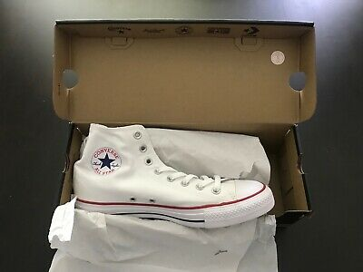 Converse Chuck Taylor All Star White High-Top US 8.5