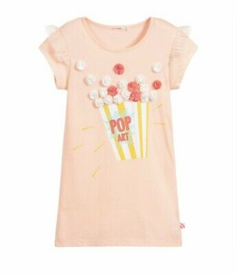 Billieblush Popcorn Summer Dress Designer Kids Age 4 BNWT