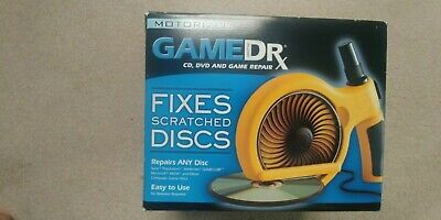 digital Innovations motorized Gamedrx cd,dvd and game repair
