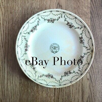 RMS Empress of Ireland Salvaged Plate, Canadian Pacific