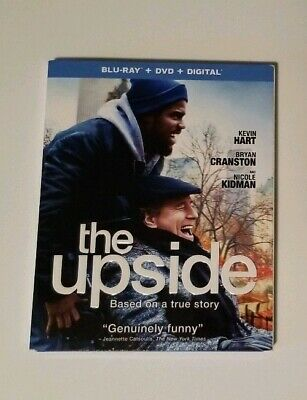 The Upside Bluray/DVD NO Digital