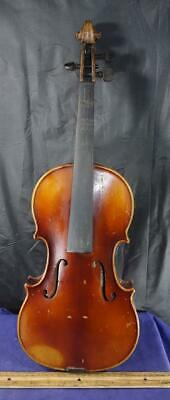 1966 ER. Pfretzschner Mittenwald Antonius Stradivarius Violin Copy West Germany