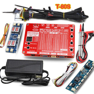 Test Tool for Panel Repair LCD / LED Screen Tester Built-in 60 Programs