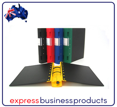 Keba Ergo High Use Ring Binders - Assorted Colours & Sizes - *** EACH ***