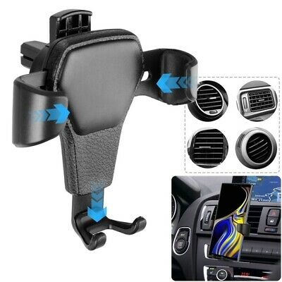 Gravity Car Holder Mount Air Vent Stand Cradle For iPhone Mobile Phone
