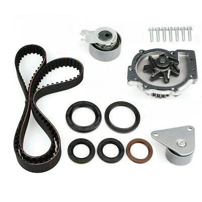Timing Belt Kit Water Pump for 1998-07 VOLVO S40 S60 V70 S80 XC90 1.9L 2.4L 2.5L