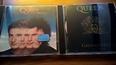 Queen - Greatest Hits 2 und The Miracle - Top