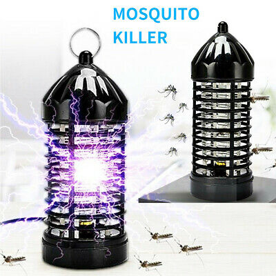 USA Outdoor Indoor Fly Bug Insect Zapper Traps Electric UV Mosquito Killer Lamp