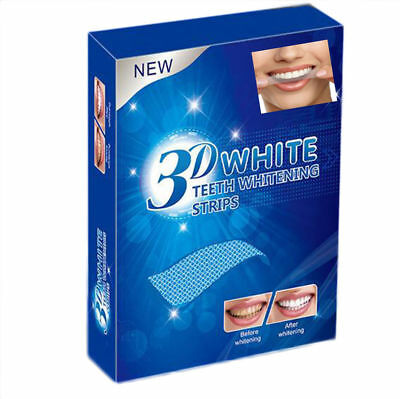 28 Professional Advanced Teeth Whitening Strips Tooth Bleaching White Strip SZ