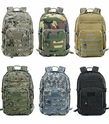 8be2ed0c8669 12L SMALL DAYPACK Military MOLLE Backpack Rucksack Travel Camping ...