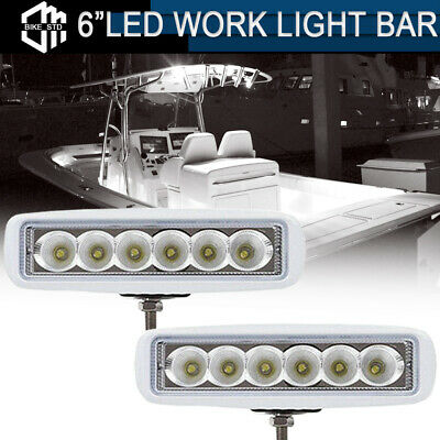 36W CREE LED Marine light Spreader 12LED Deck//Mast light Spot Work for Car Boat