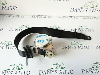 Ford Focus 05-08 Driver Right Side Front Seat Belt 4M51-A61294-Ak  4M51A61294Ak