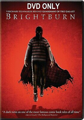 Brightburn (2019) DVD ONLY *** The disc has never been watched ***