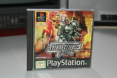 Playstation ARMORED CORE PAL ITA ITALIANO Psx ps1 Sony ps psone one